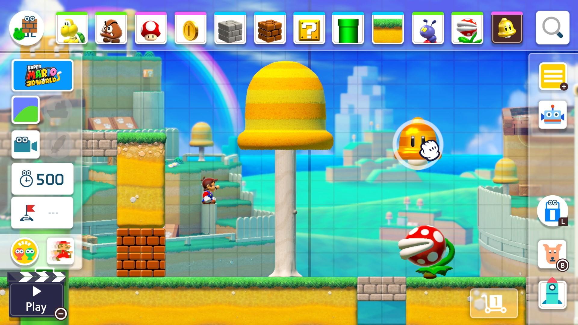 Super Mario Maker 2 Screenshots Nintendo Everything