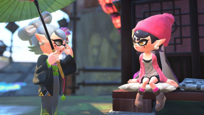 Splatoon 2 - Callie