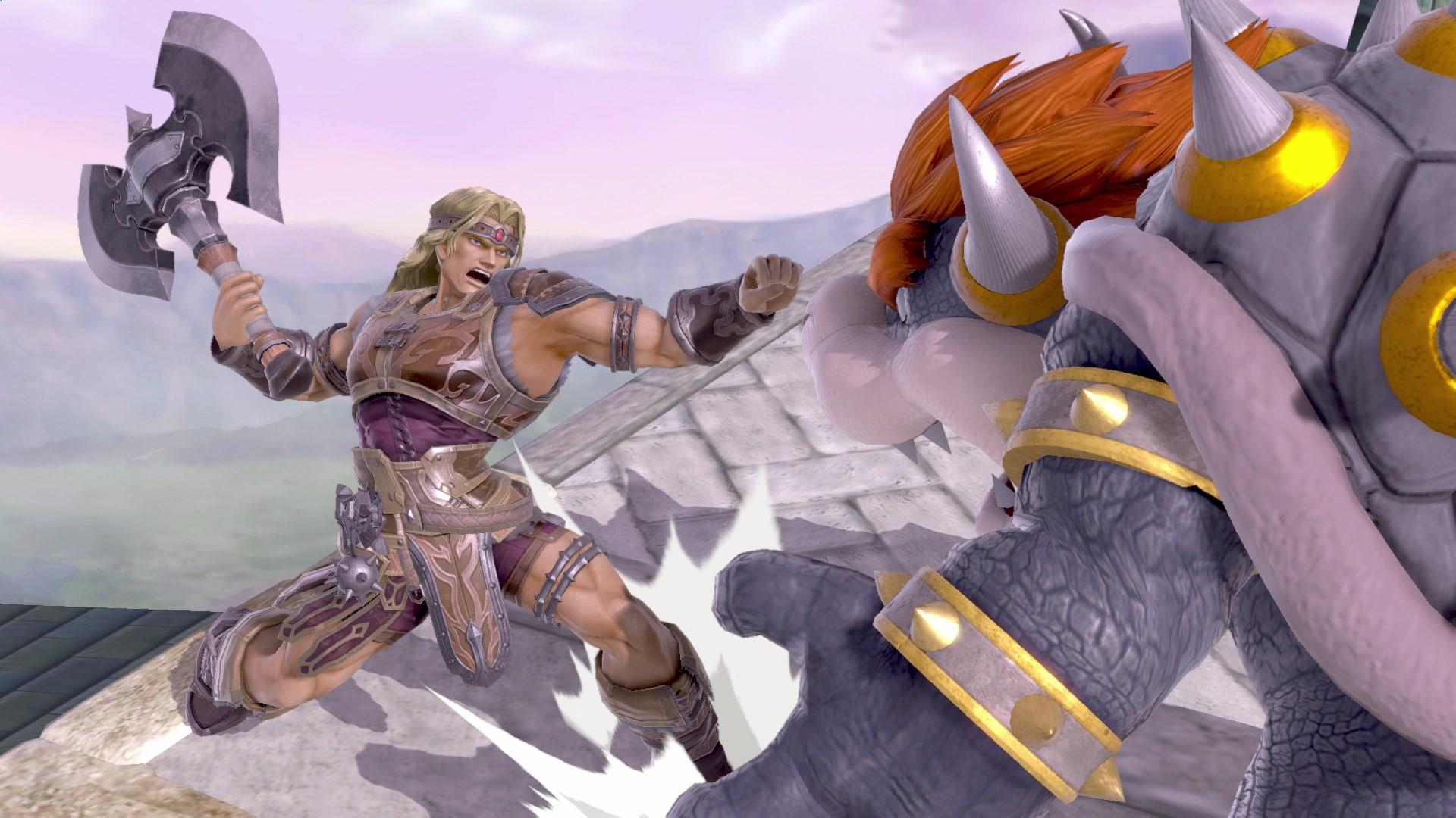 Smash Bros Ultimate Screenshots Art Nintendo Everything