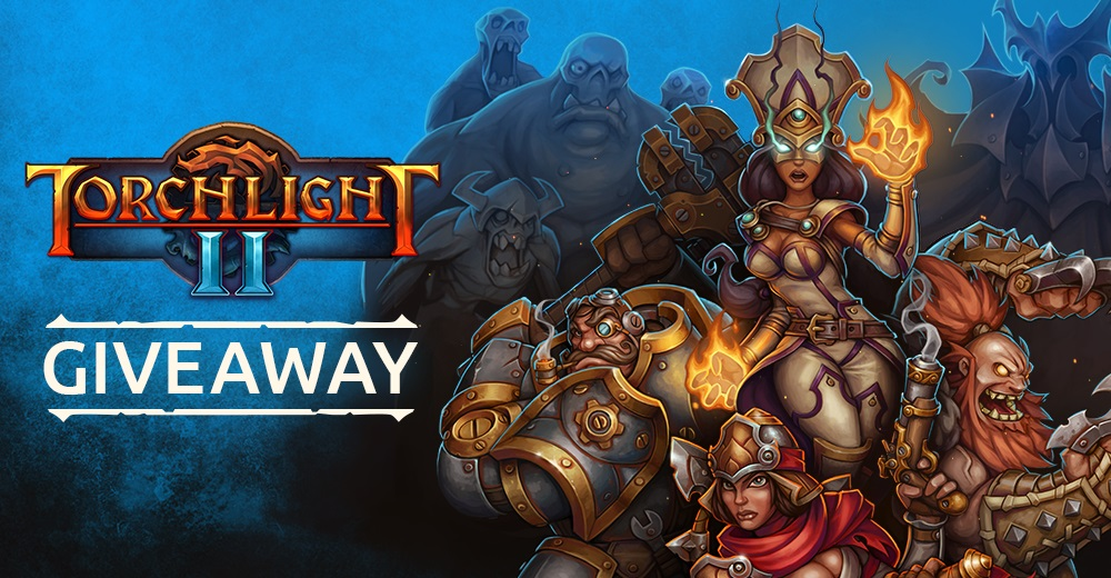 [Giveaway] Win a code for Torchlight II on Switch
