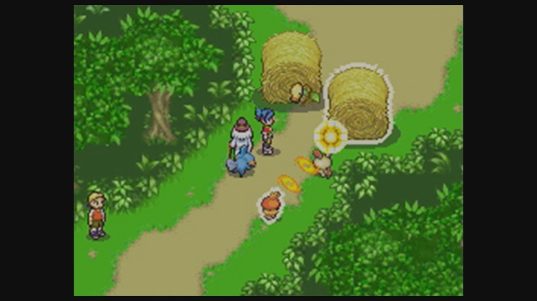 More Pokemon Ranger Wii U Virtual Console footage - Nintendo