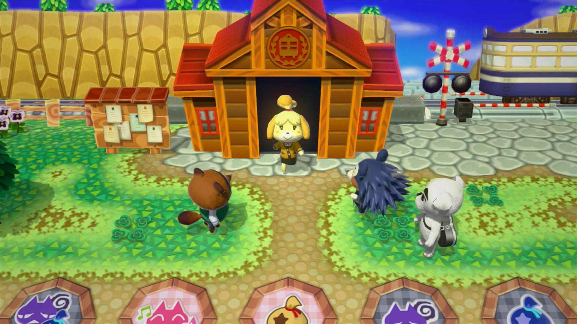 Nintendo releasing animal crossing amiibo festival bundle for Wallpaper happy home designer