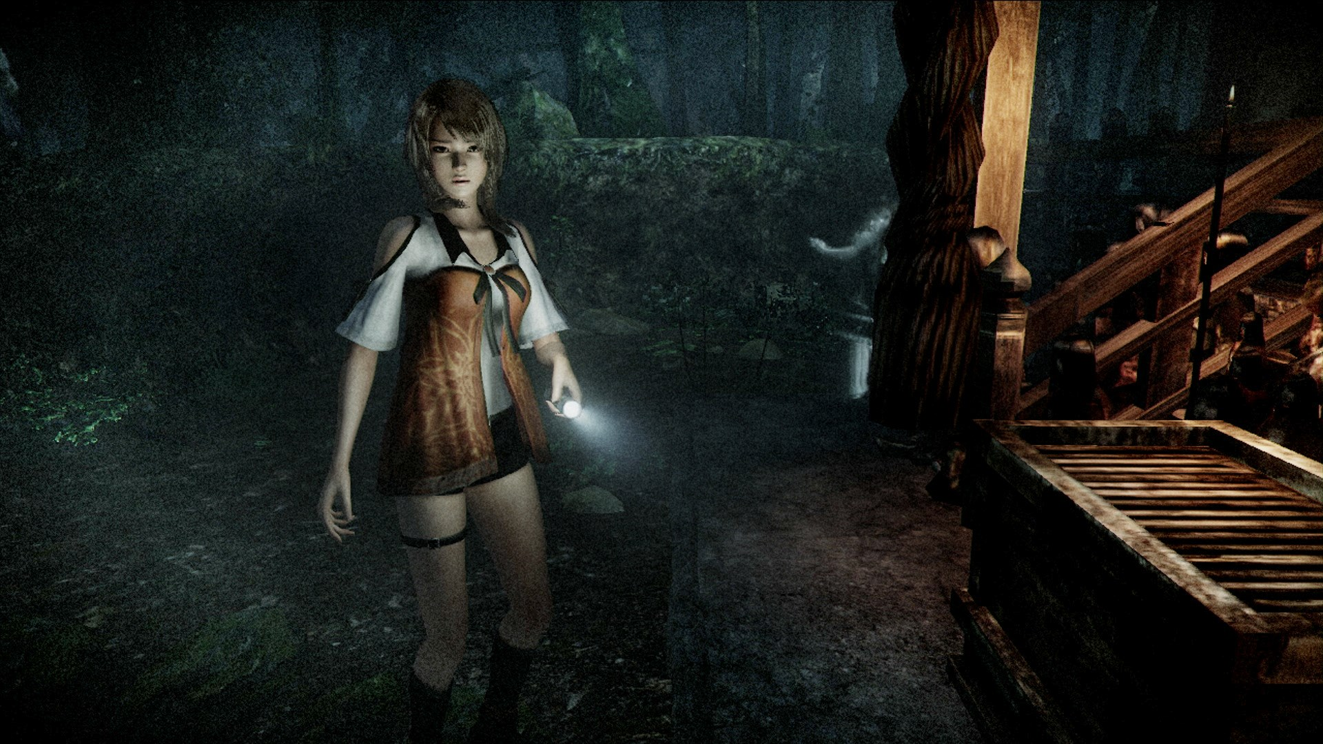 limited run games exploring north american fatal frame maiden of