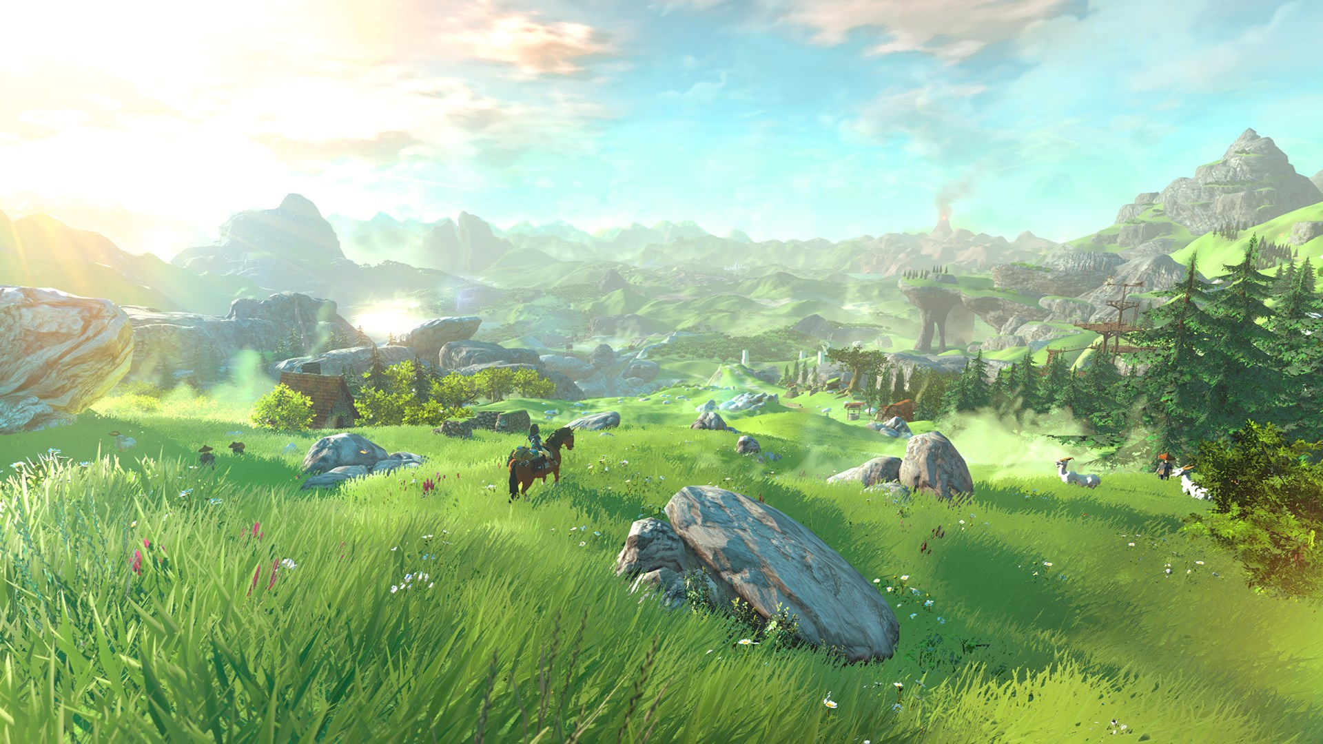 Aonuma may have something to show about Zelda being more than a single-player experience next year