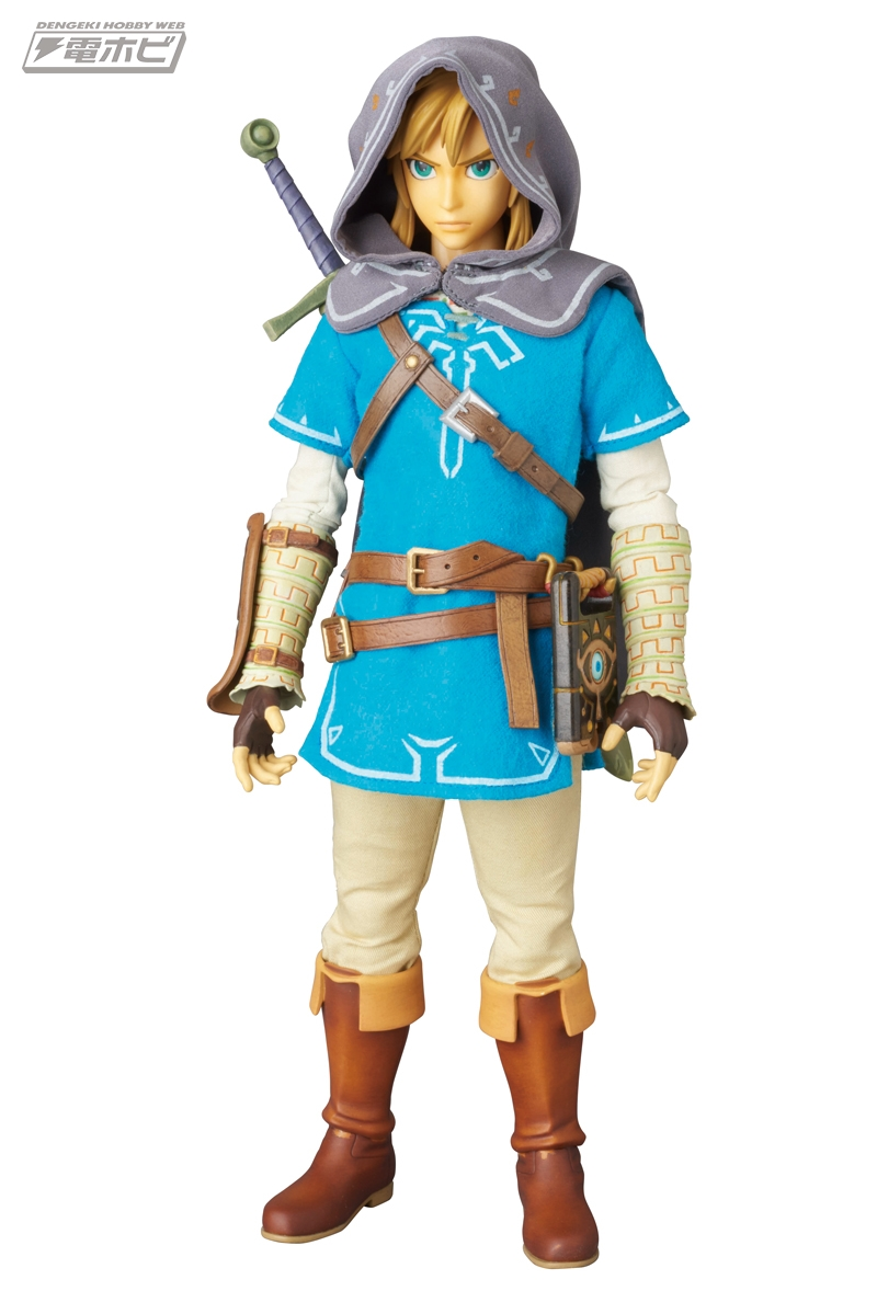 Our First Real Look At Medicom S New Link Figure From Zelda