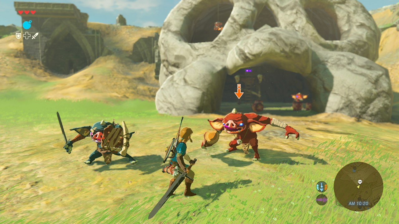 333 Fans Will Be Able To Play Zelda Breath Of The Wild S Demo At Eb Games Expo 2016 Nintendo Everything