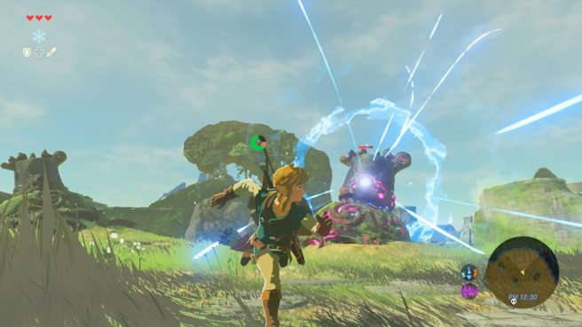 Breath Of The Wild Bosses >> Players Can Go Straight To The Final Boss In Breath Of The Wild