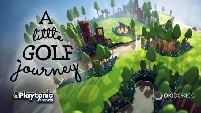 A Little Golf Journey trailer