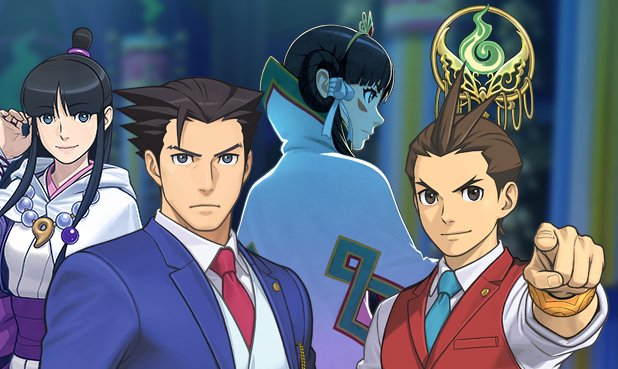 Phoenix Wright Ace Attorney Spirit Of Justice Devs Give