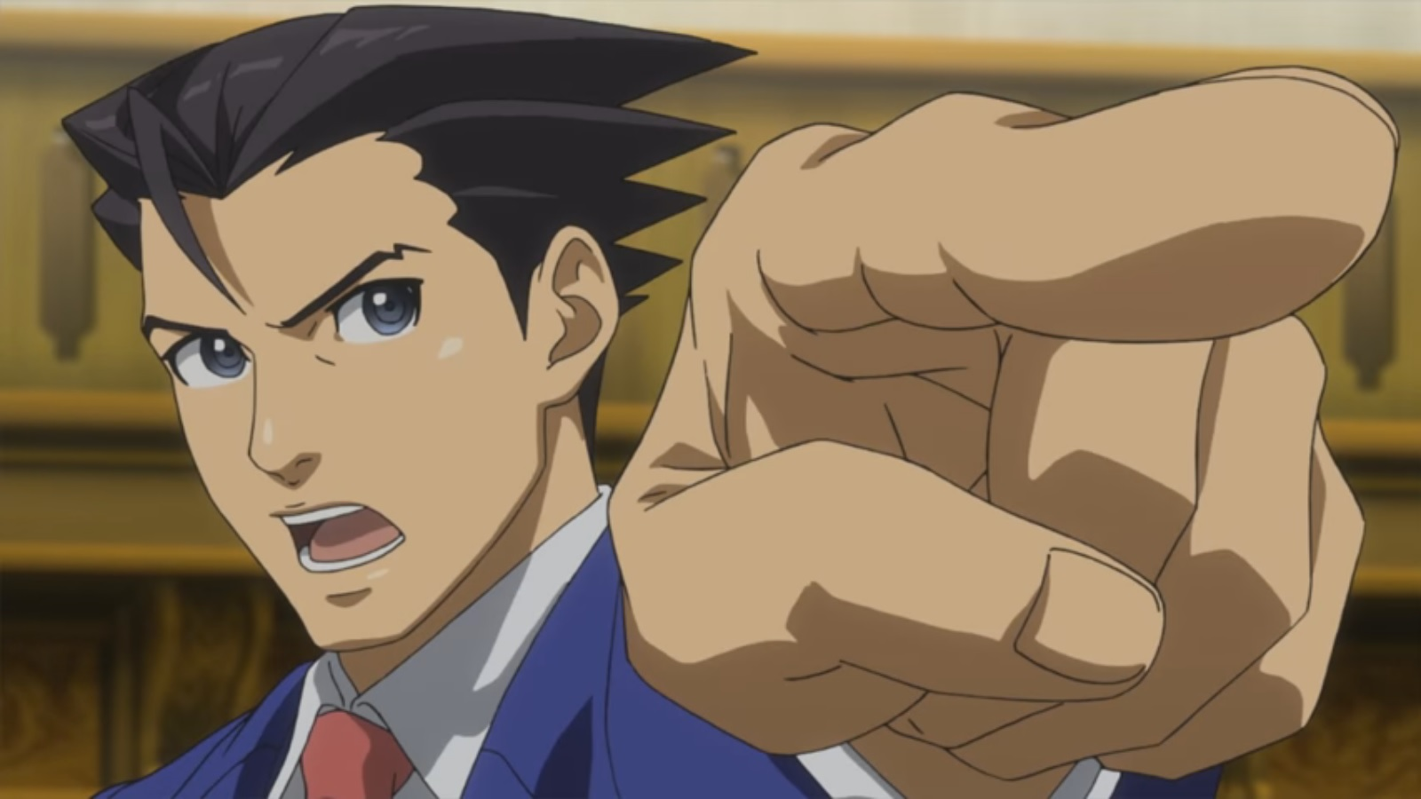 Ace Attorney Creator On The Making Of The Original Game And More