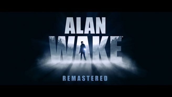 Alan Wake Remastered Switch