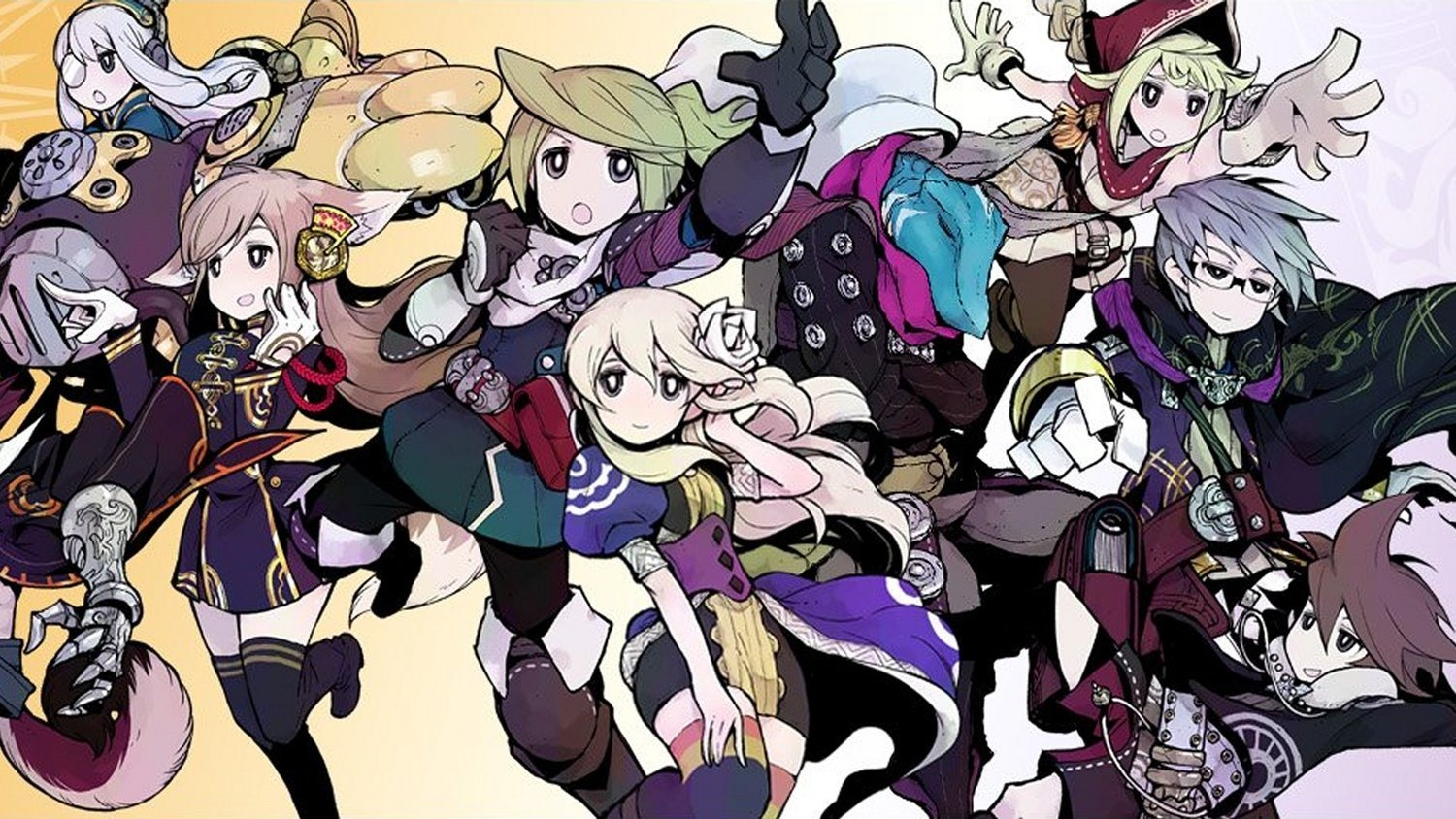 Scans Roundup To All Mankind The Alliance Alive Hd Remaster