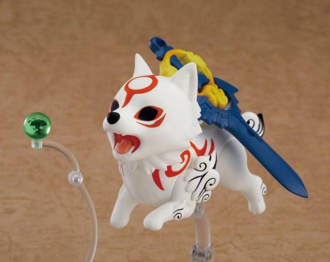 Okami Amaterasu Nendoroid
