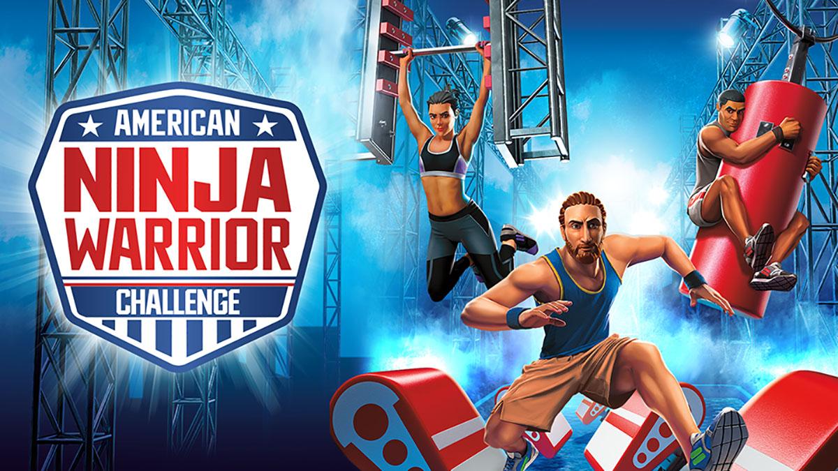 American Ninja Warrior Challenge launch trailer - Nintendo