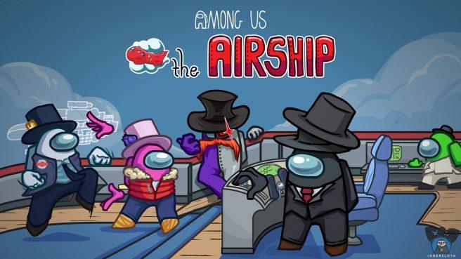 Among Us - The Airship