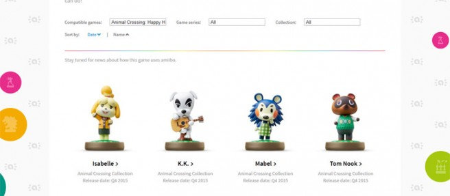 Animal Crossing amiibo figures are compatible with Happy Home ... on xbox home, wii home, playstation 4 home,