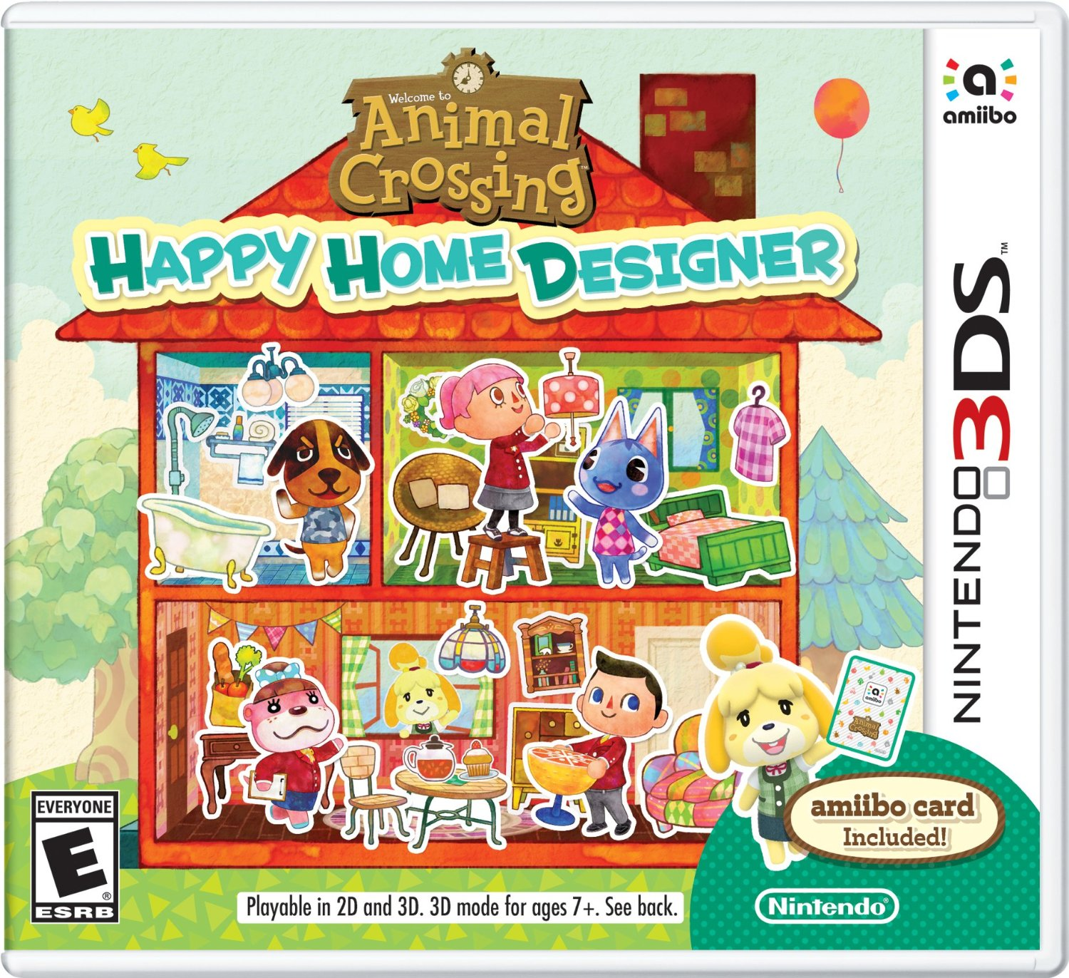 Animal Crossing: Happy Home Designer for $20 at Amazon and Best Buy - Nintendo Everything