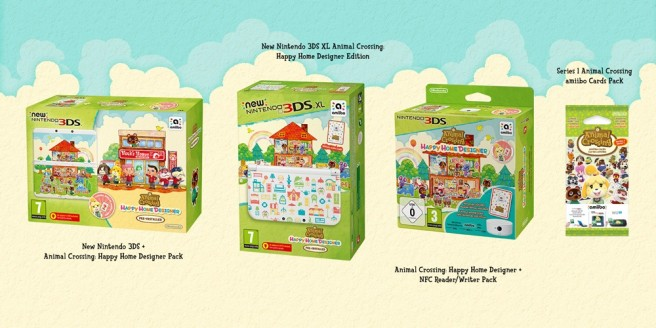 Lucky Europeans Receive Bundles And Faceplates Animal Crossing Happy Home Designer Forum Neoseeker Forums