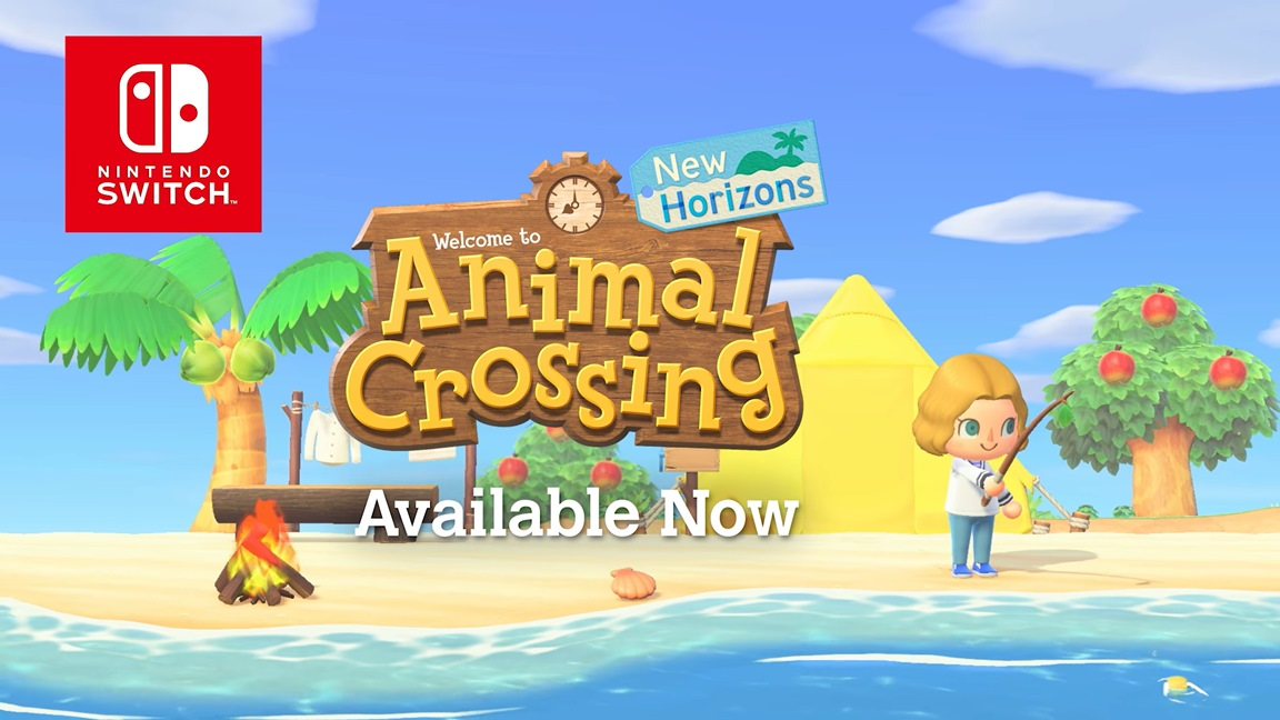 Animal Crossing  - cover