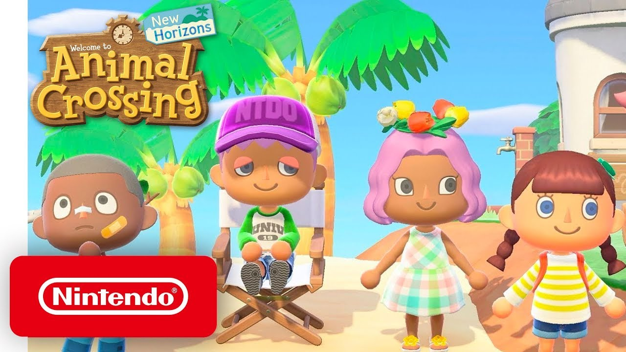 Gamestop Cancels Animal Crossing New Horizons Midnight Launch