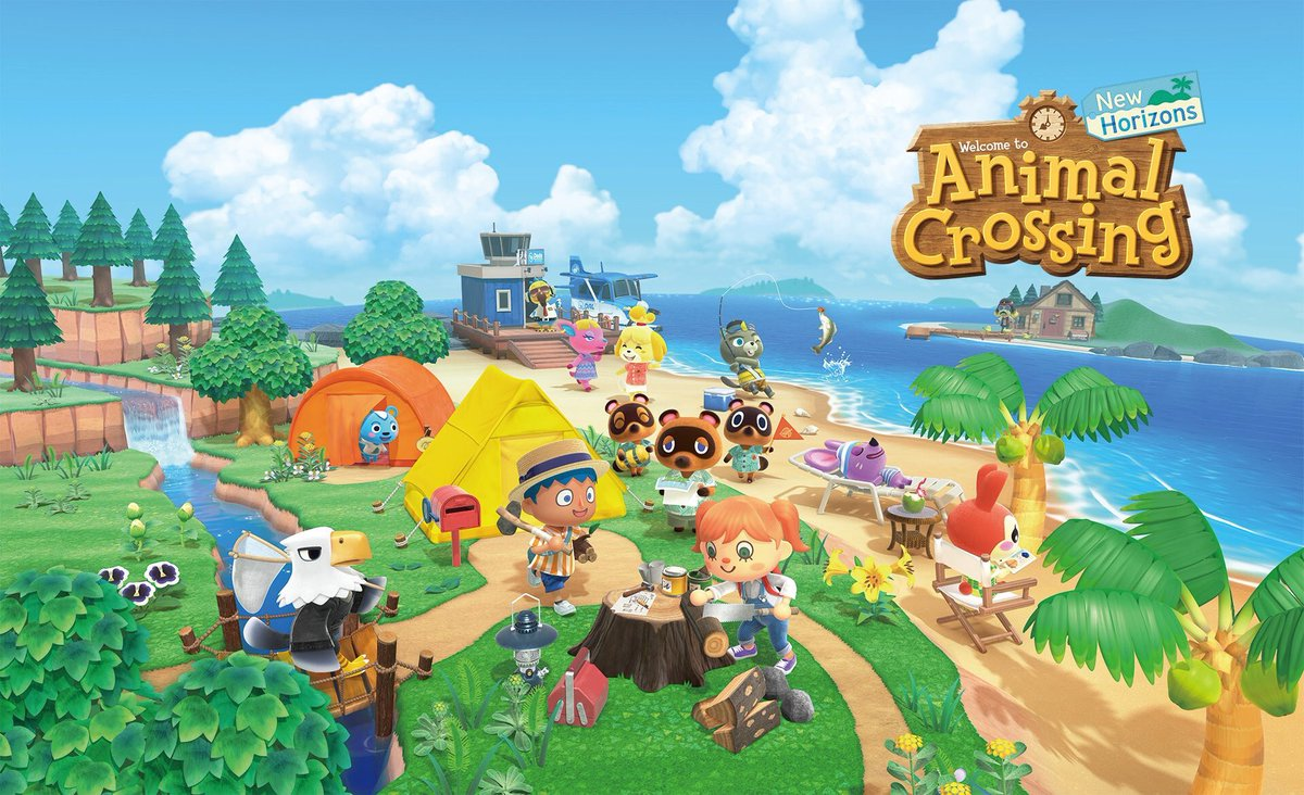 Animal Crossing New Horizons Multiplayer Details Nintendo