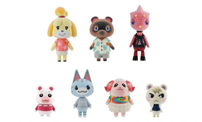 Animal Crossing: New Horizons Flocky Dolls