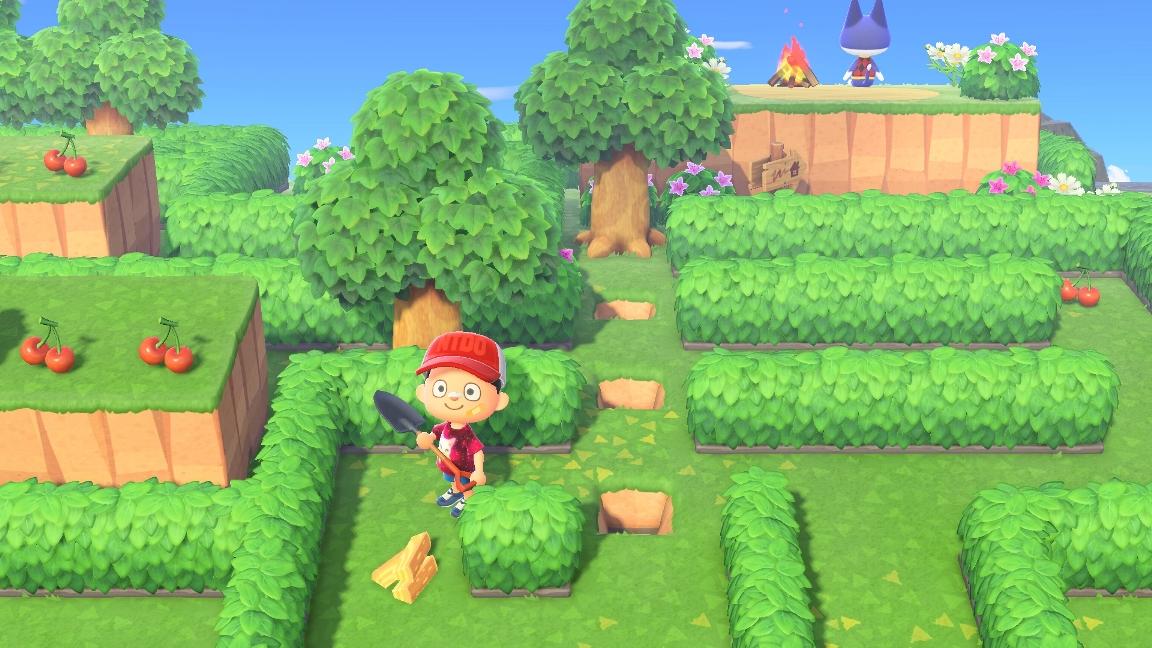 Animal Crossing: New Horizons May Day