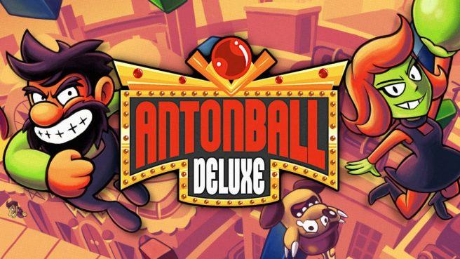 Antonball Deluxe Switch