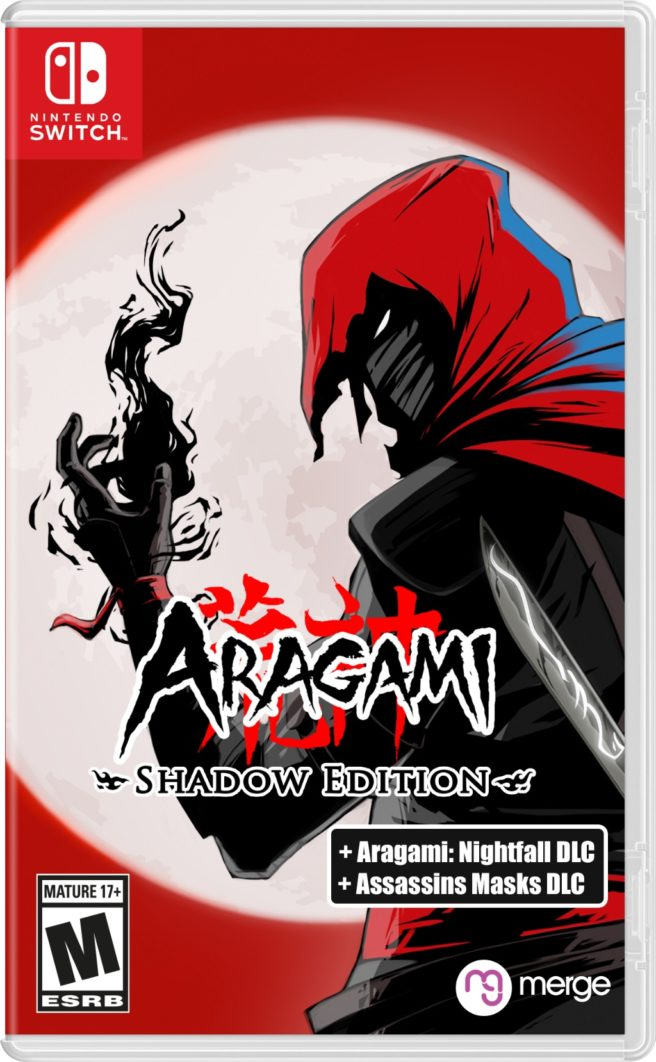 Aragami Shadow Edition NSP-BigBlueBox - Switch Games - DarkUmbra
