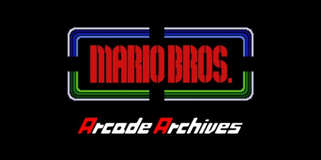 Arcade Archives Mario Bros.