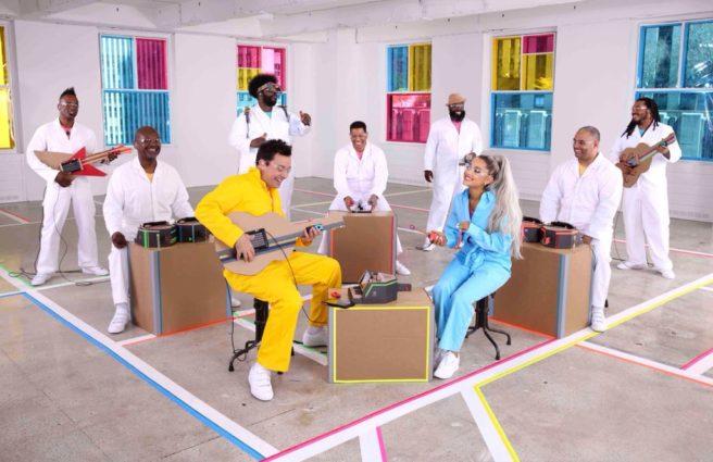 Ariana Grande - Nintendo Labo