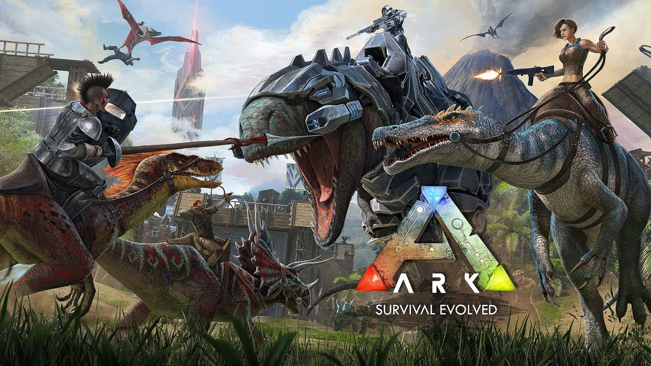 ARK: Survival Evolved Is Coming To Switch, Survival Evolved Has Announced.  The News Was Just Shared During An Event At GDC.