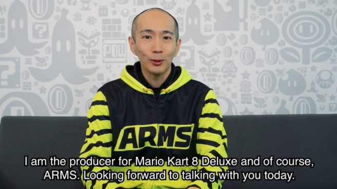 ARMS - Kosuke Yabuki