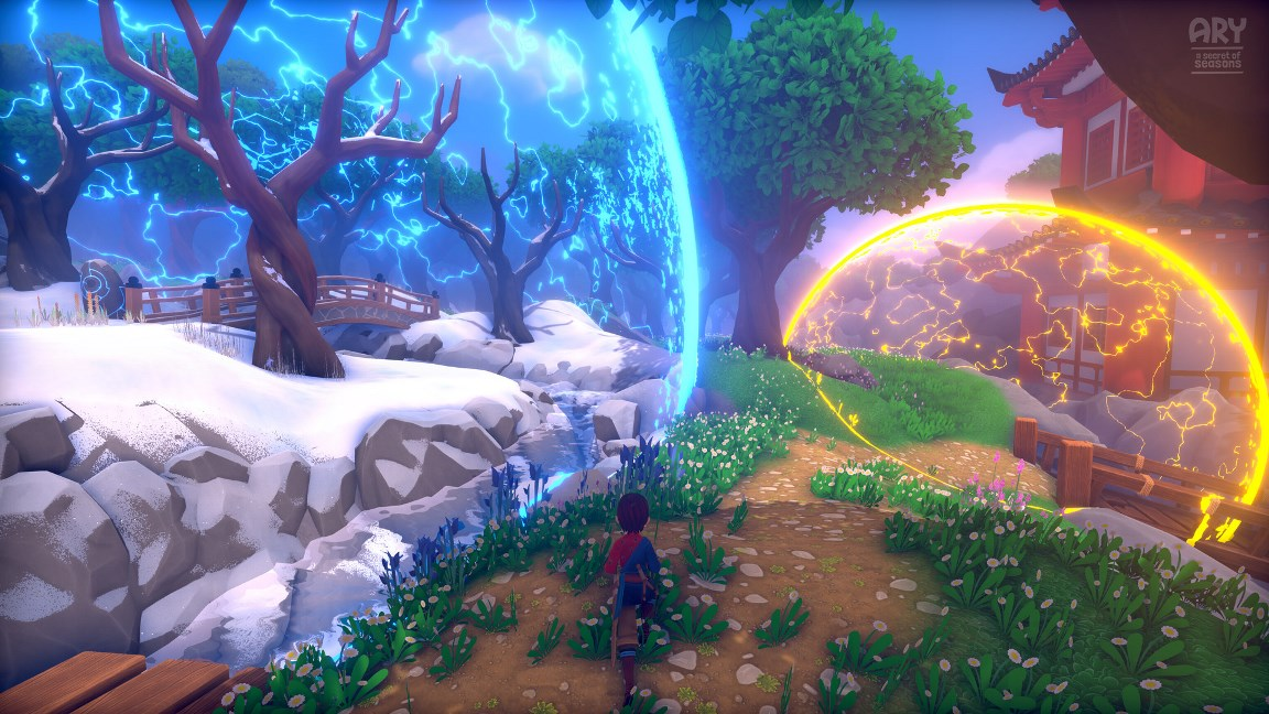 E3 Games 2020.Ary And The Secret Of Seasons Pushed Back To Q1 2020 E3