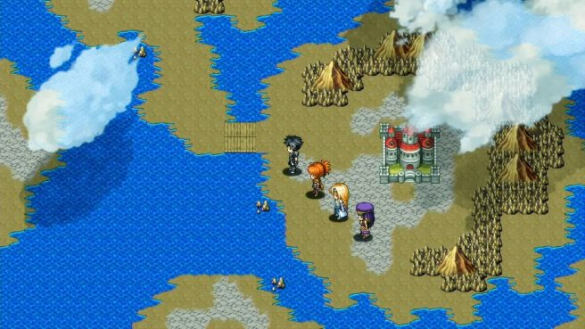 Asdivine Saga gameplay