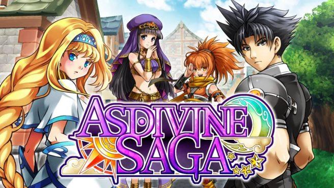 Asdivine Saga Switch