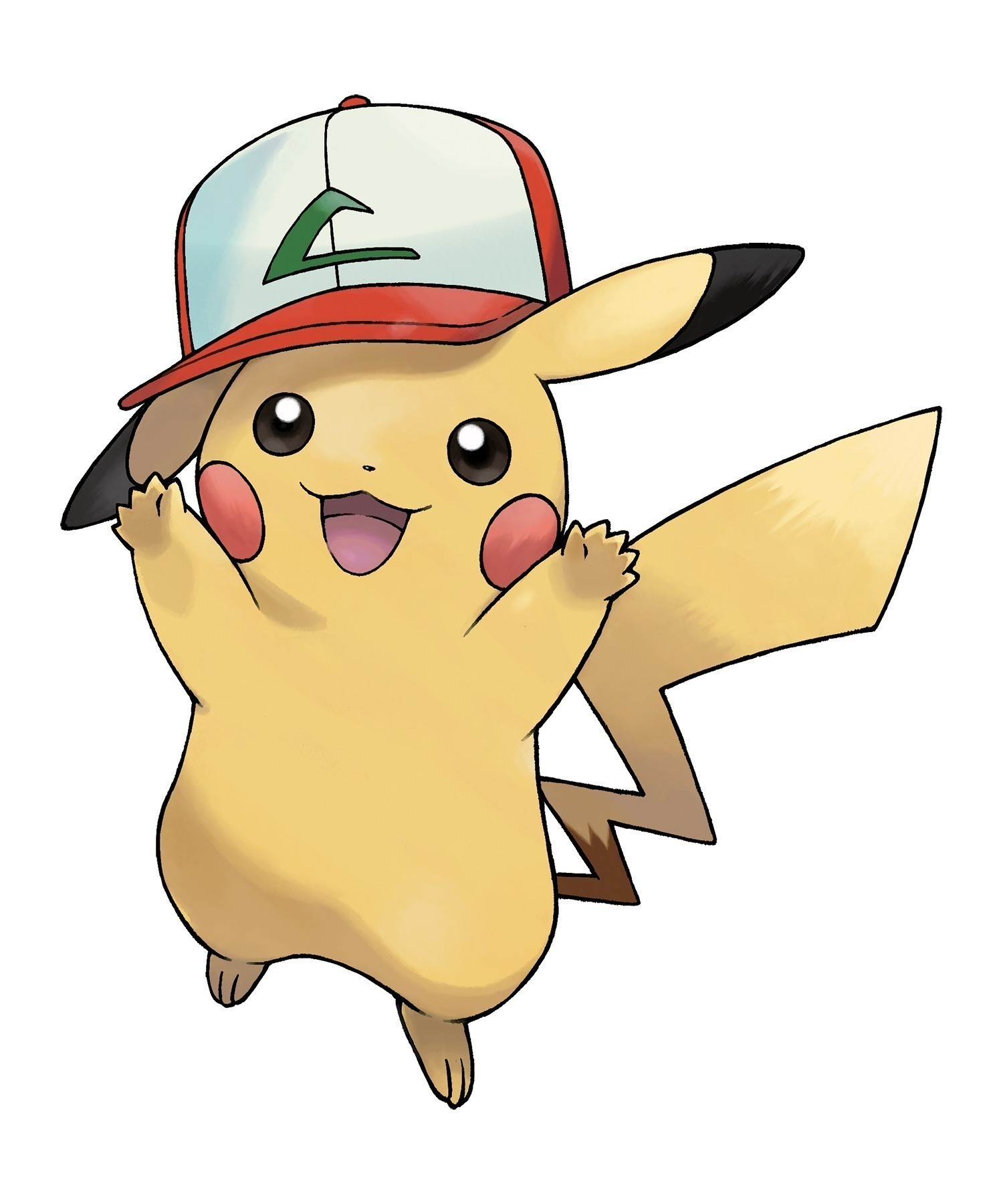 With The Pokemon I Choose You Movie Coming Out It Seems That Original Cap Ashs Pikachu Is Being Distributed Now To Celebrate