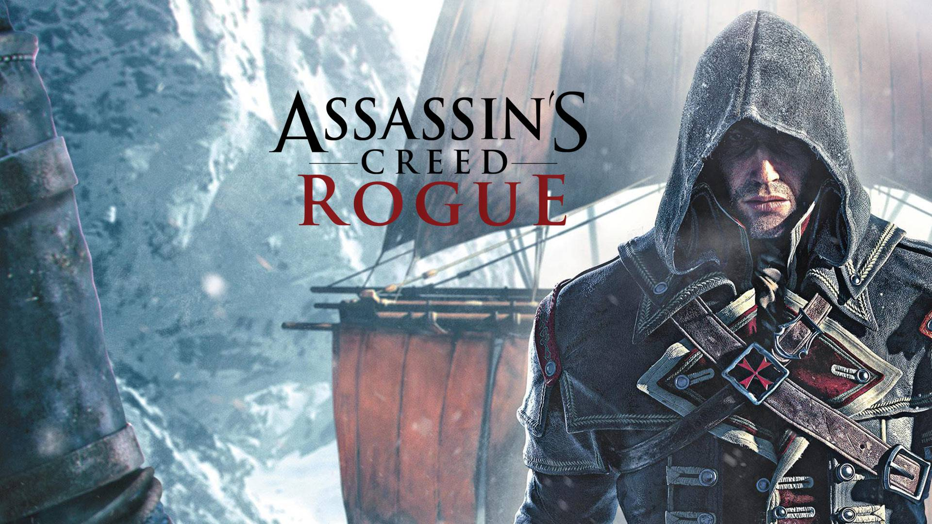 Assassin's Creed Rogue Switch footage