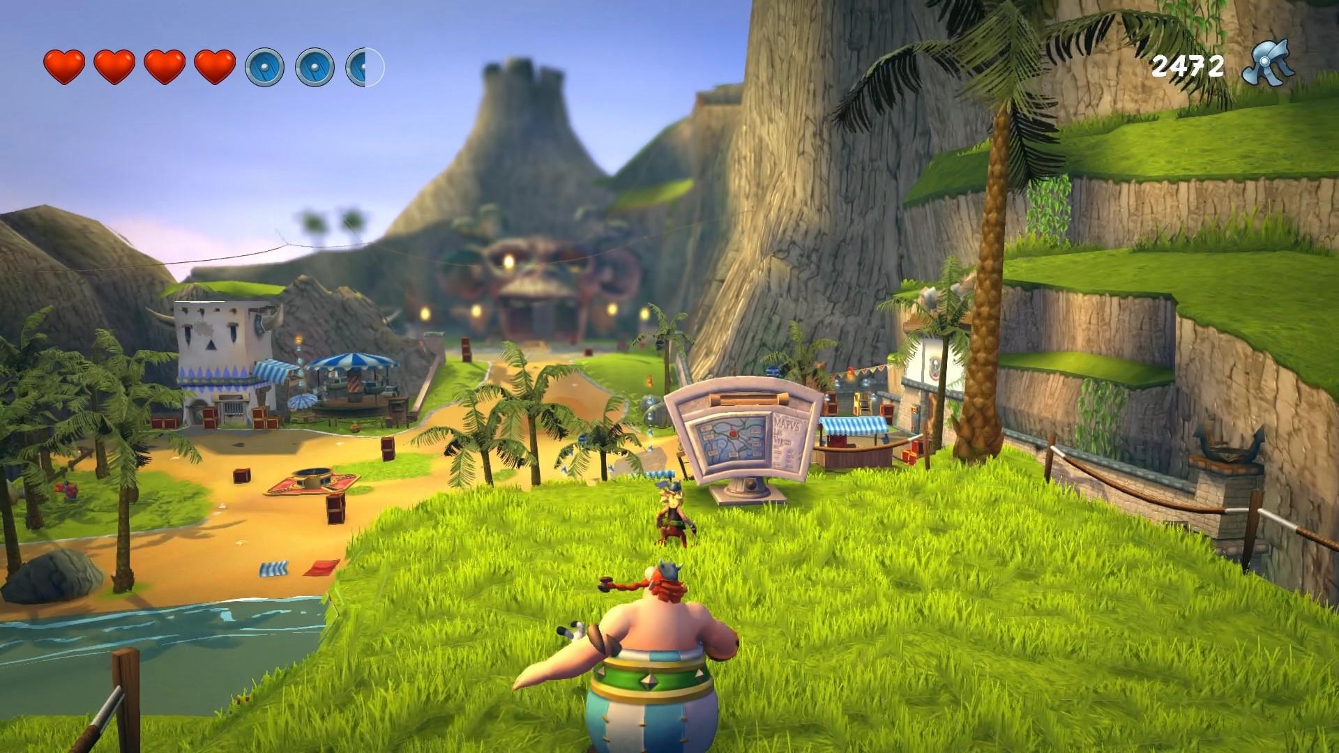 New Asterix Obelix Xxl 2 Remaster Details And Screenshots