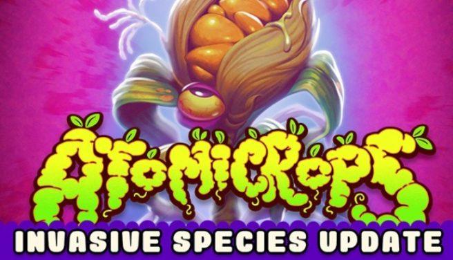 Atomicrops - Invasive Species