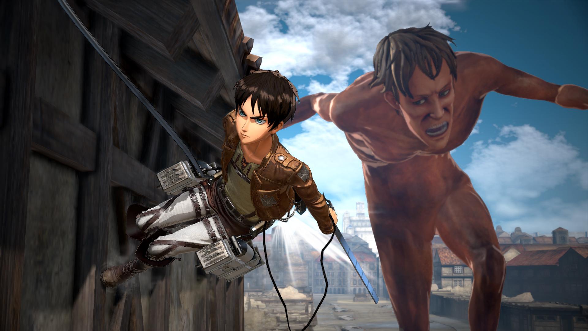 Attack On Titan 2 Releases March 15 In Japan Treasure Box