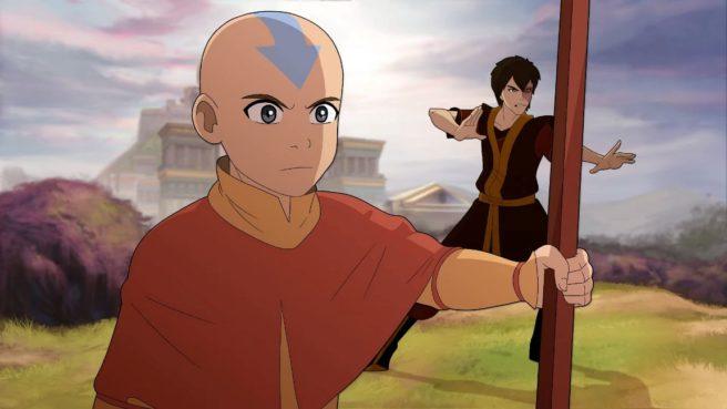 Smite - Avatar/Korra