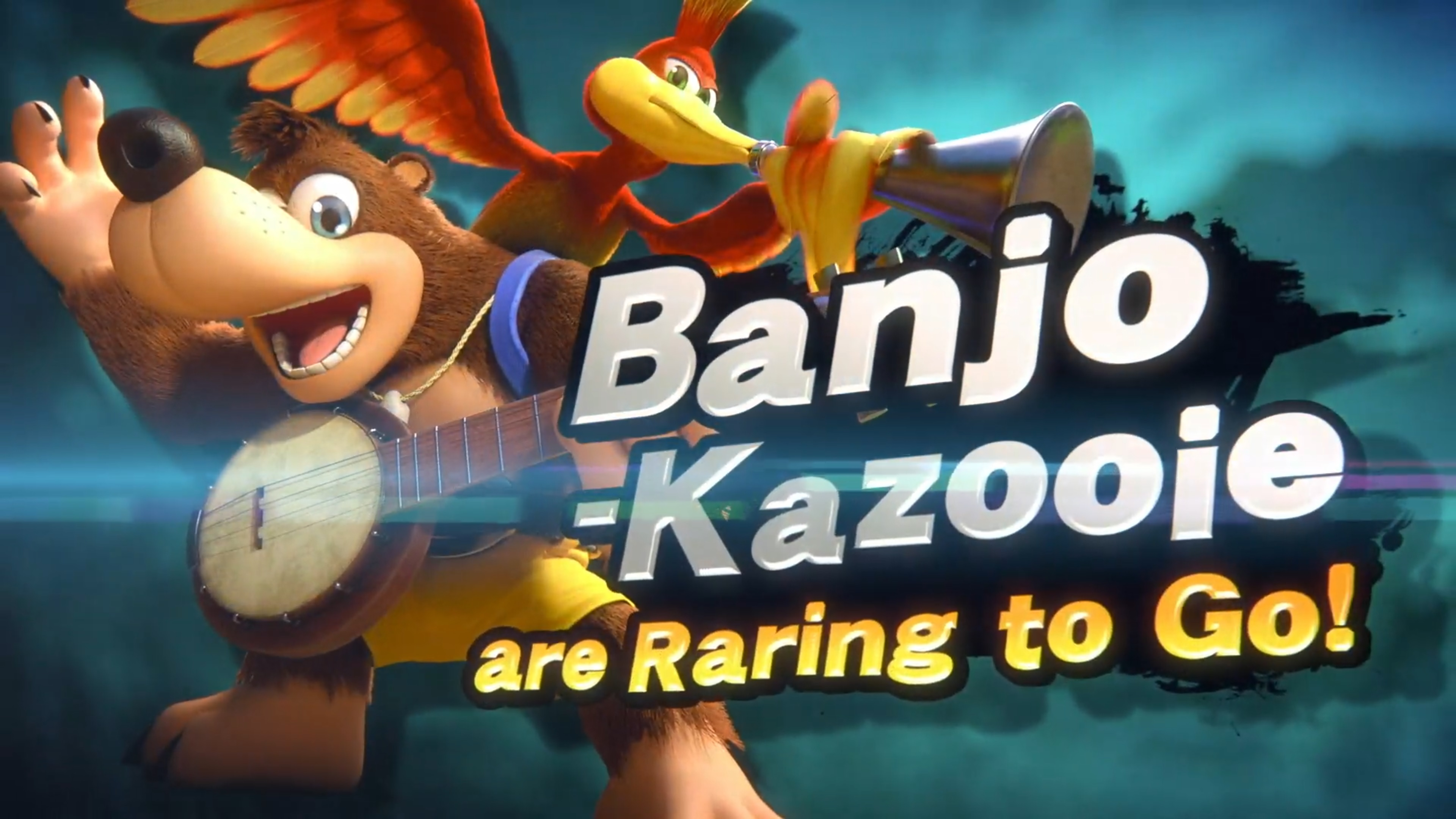 """Composer says Nintendo was """"surprised"""" by the reaction to Banjo-Kazooie in Smash Bros. Ultimate"""