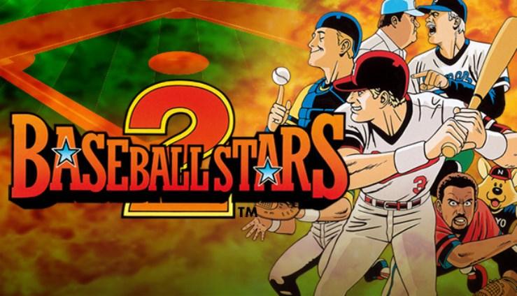 Baseball Stars 2 is this week's NeoGeo game on Switch