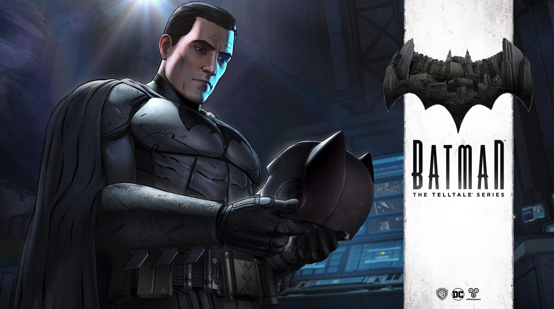 Telltale Batman Shadows Edition coming to Switch