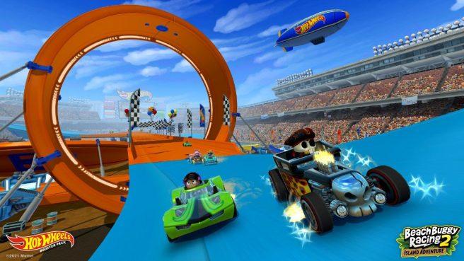 Beach Buggy Racing 2: Island Adventure - Hot Wheels
