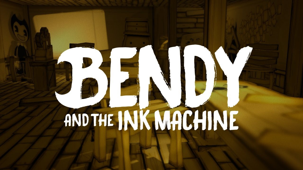 bendy and the ink machine game play online free