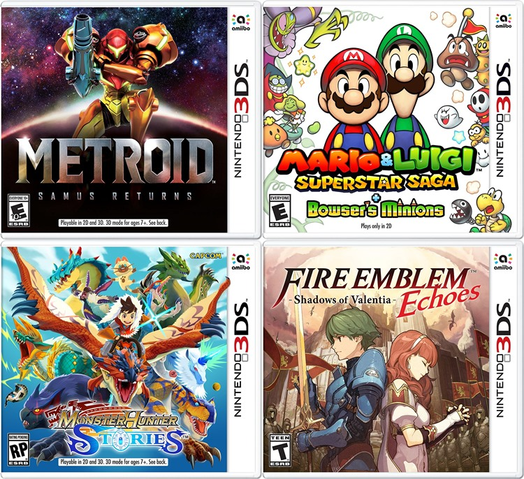 Best Buy has kicked off its new 3DS game sale for the week. If you buy one  select title published by Nintendo, you can get another for 50% off.
