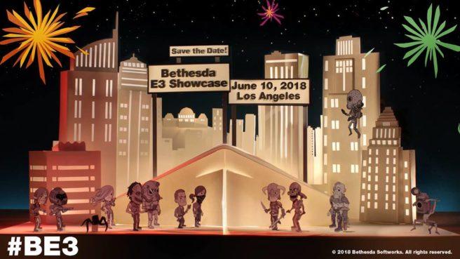 E3 2018: Conferência da Bethesda
