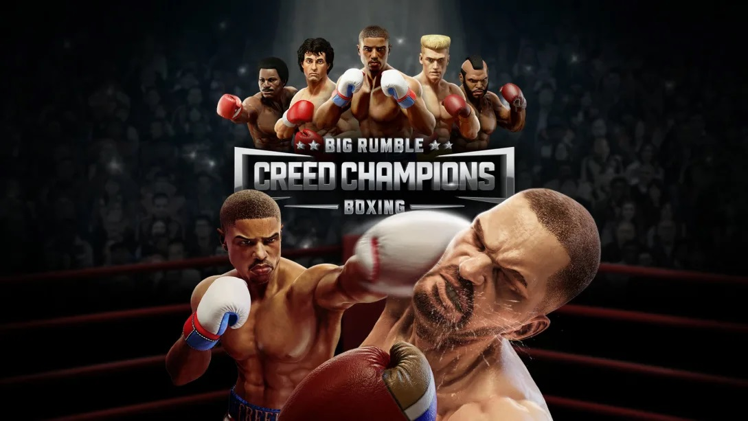 Big Rumble Boxing: Creed Champions launches for Switch in September, new details and screenshots - Nintendo Everything